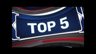 Top 5 Plays of the Night | January 18, 2018