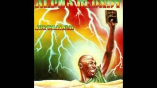 Alpha Blondy and the Wailers, Jerusalem. (Reggae)