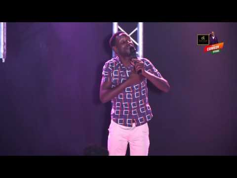 Alex Muhangi 2016 Presents Comedy Store - Mc Mariachi Part 4