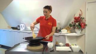 How to Cook Beef in Black Bean Sauce from Wing Yip
