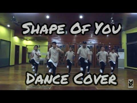 Download ED SHEERAN - Shape Of You | Mastermind Choreo | Dance Cover free