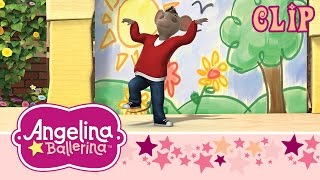 Angelina Ballerina - Angelina and the Hip Hop Kid