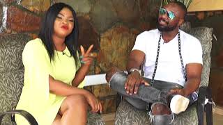 Becky's Exclusive Interview with Elikem - Joy Entertainment News (21-2-18 )1