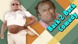Senthil & Arjun Back 2 Back Superhit Comedy Scenes | Kalyana Kacheri Movie