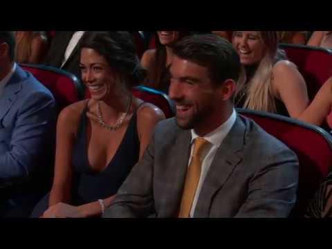 Peyton s got jokes at the ESPYS