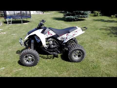 Quad EglMotor MadMax 250 czy warto?  Moja opinia ///EGL VS BASHAN SHINERAY LS///