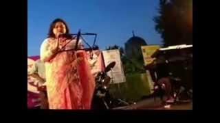 Ektara Toi Desher Kotha By Shamima Hossain In Boishakhi Mela 2013