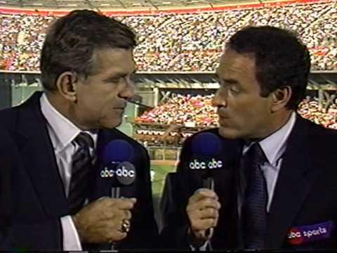 ABC 1989 World Series Game 3 Earthquake