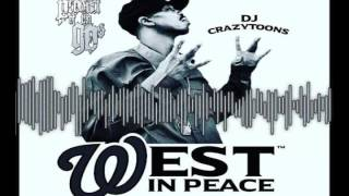 R.I.P DJ Crazy Toones West Coast Instrumental Tribute Dedication by Product Of Tha 90s 2017