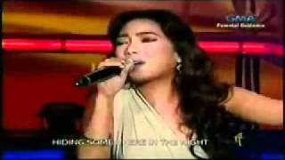 Jonalyn Viray - Belting SOLID B5 Note Live! (Don't Stop Believing)