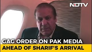 Nawaz Sharif, Daughter Return To Pakistan, To Be Arrested