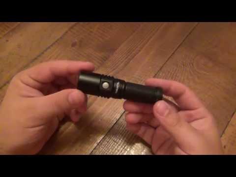 Xxx Mp4 Flashlight Review ThruNite Neutron 2A V2 1AA 400l Or 2AA 800l 3gp Sex