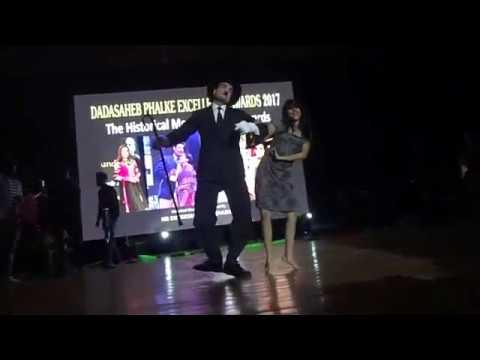 Xxx Mp4 MAH08234 1 Rajan Kumar Rehearses As Charlie Chaplin 2 At Dadasaheb Phalke Excellence Awards 2017 3gp Sex