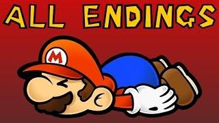ALTERNATE ENDING!   Kill The Plumber (All Endings)