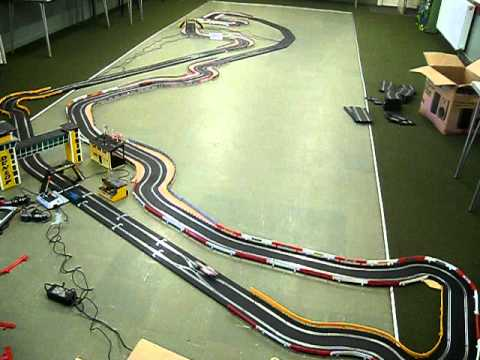 Scalextric slot cars melbourne