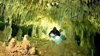 Dykkere oppdaget verdens lengste undervannsgrotte