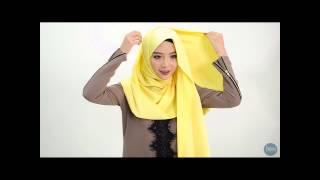 Tutorial Shawl Pudore #6 - Naila Shawl