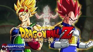 Bardock Revived Dragon Ball Z: Battle of Gods 2 2015 Movie