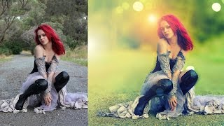 soft light retouch photo edit   photoshop tutorial cs6/cc