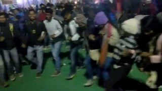 christmas mela umang 2015  (massive nagpuri dance floor )