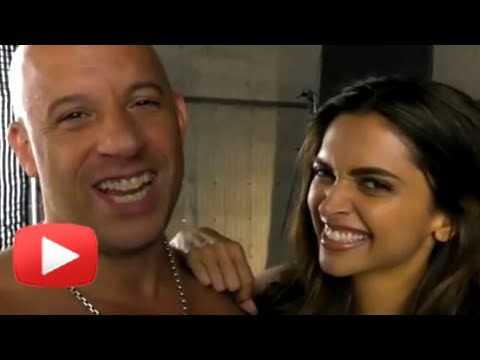 Deepika Padukone & Vin Diesel - XXX The Return Of Xander Cage | First Promo