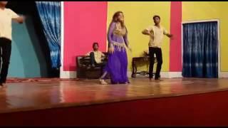 Sania khan dance video anila