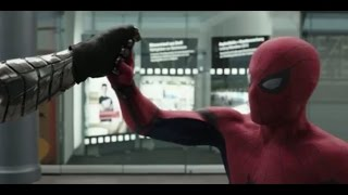 CAPTAIN AMERICA: CIVIL WAR - TV Spot #30 (New Spider-Man Footage)