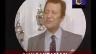 - -يابركة رمضان خليكى - محمد رشدي-