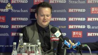 Shaun Murphy out to Ronnie O