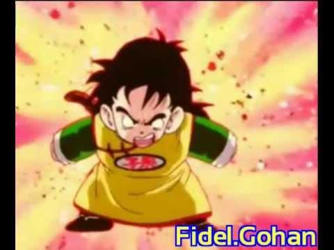 Dragon Ball Z Los Mejores Gritos De Gohan