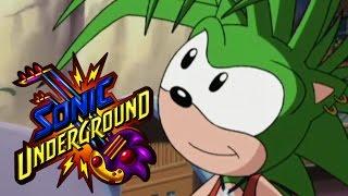 Sonic Underground 109 - Last Resort