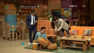 The Best of Ini Talkshow - Kolabori Jamie Aditya dengan Sule Bermain Gendang