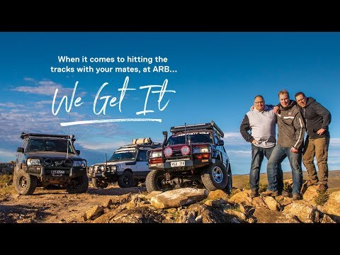 At ARB, We Get It | Hitting the tracks with your mates