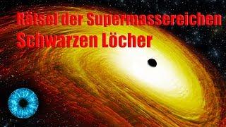 Das Rätsel der Supermassereichen Schwarzen Löcher - Clixoom Science & Fiction
