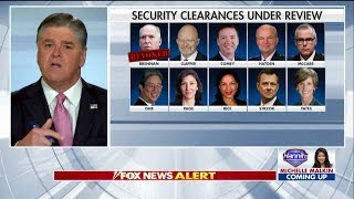 Hannity: Clapper, Like Brennan, Misuses Security Clearance to