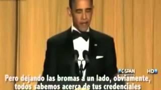 Barack Obama deja en ridículo al millonario Donald Trump