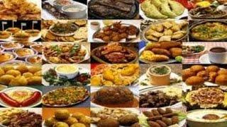 أشهر الأكلات العربية في رمضان