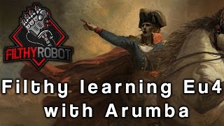 Filthy learns Europa Universalis from Arumba Part 36
