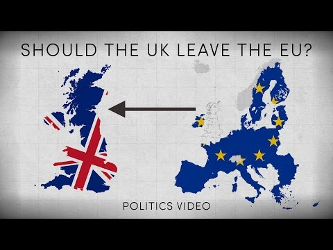 watch Should The UK Leave The EU?