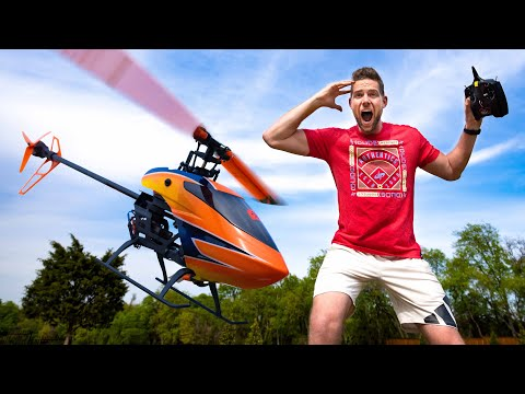 RC Helicopter Battle Dude Perfect