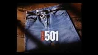 Levi 501 Women's Jeans - Advert from September 1987