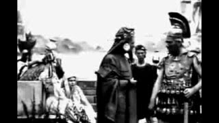 Cleopatra 1912 Ancient Egypt Rome Sand and Sandal movie
