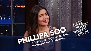 Phillipa Soo Lost Her Cool When Julie Andrews Came To
