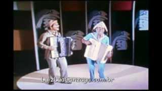 Luiz Gonzaga e Dominguinhos - Vídeo raro e Emocionante - LuizLuaGonzaga.com.br