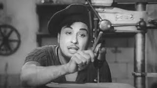 Uzhaikkum Kaigale - MGR, Jayalalitha - Thani Piravi - Tamil Classic Song