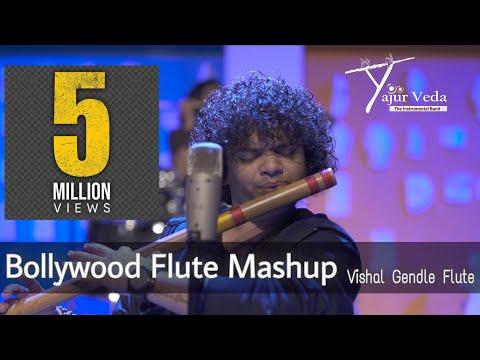 Kabira dil diyan gallan Hawayein yara teri yari ko ilahi Bollywood Flute Mashup Vishal Gendle Flute
