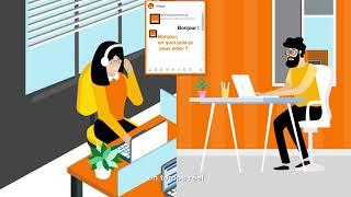 #OrangePro : Site web