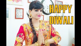 HAPPY DIWALI (BEAUTY N GRACE DANCE ACADEMY)