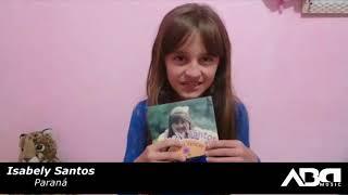 Isabely Santos fala sobre seu CD que estará disponível na loja Ungida e Delicada no GMUH