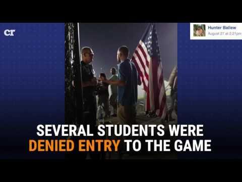 Xxx Mp4 SC High School Bans American Flags From Football Games 3gp Sex